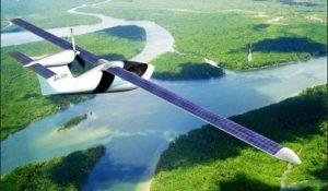 Hy-Bird solar aircraft