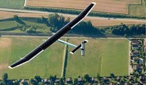 hbsia solar aircraft