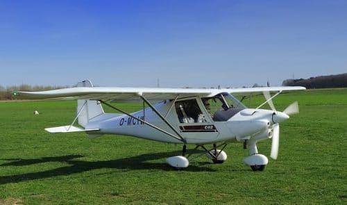ultra light plane FAA rule changes