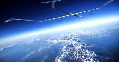 Flying As Passenger On A Solar Airplane