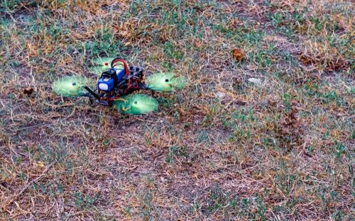 DIY Drone racing